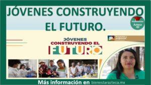 JÓVENES CONSTRUYENDO EL FUTURO