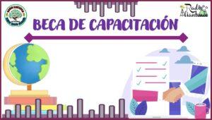 Beca de Capacitación 2021-2022