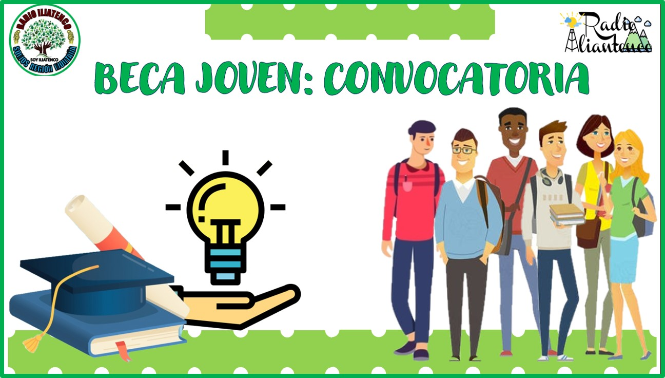 Beca Joven: Convocatoria