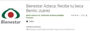 bienestar azteca app descargar gratis