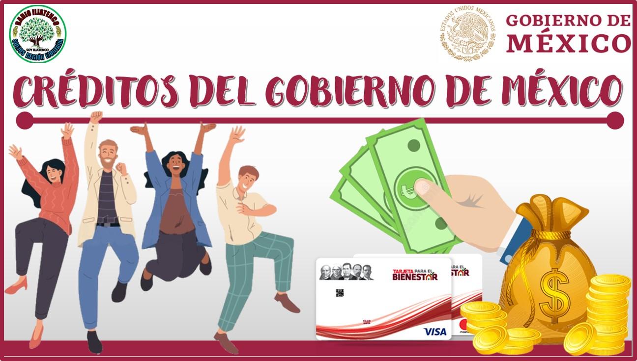 Créditos del gobierno de México