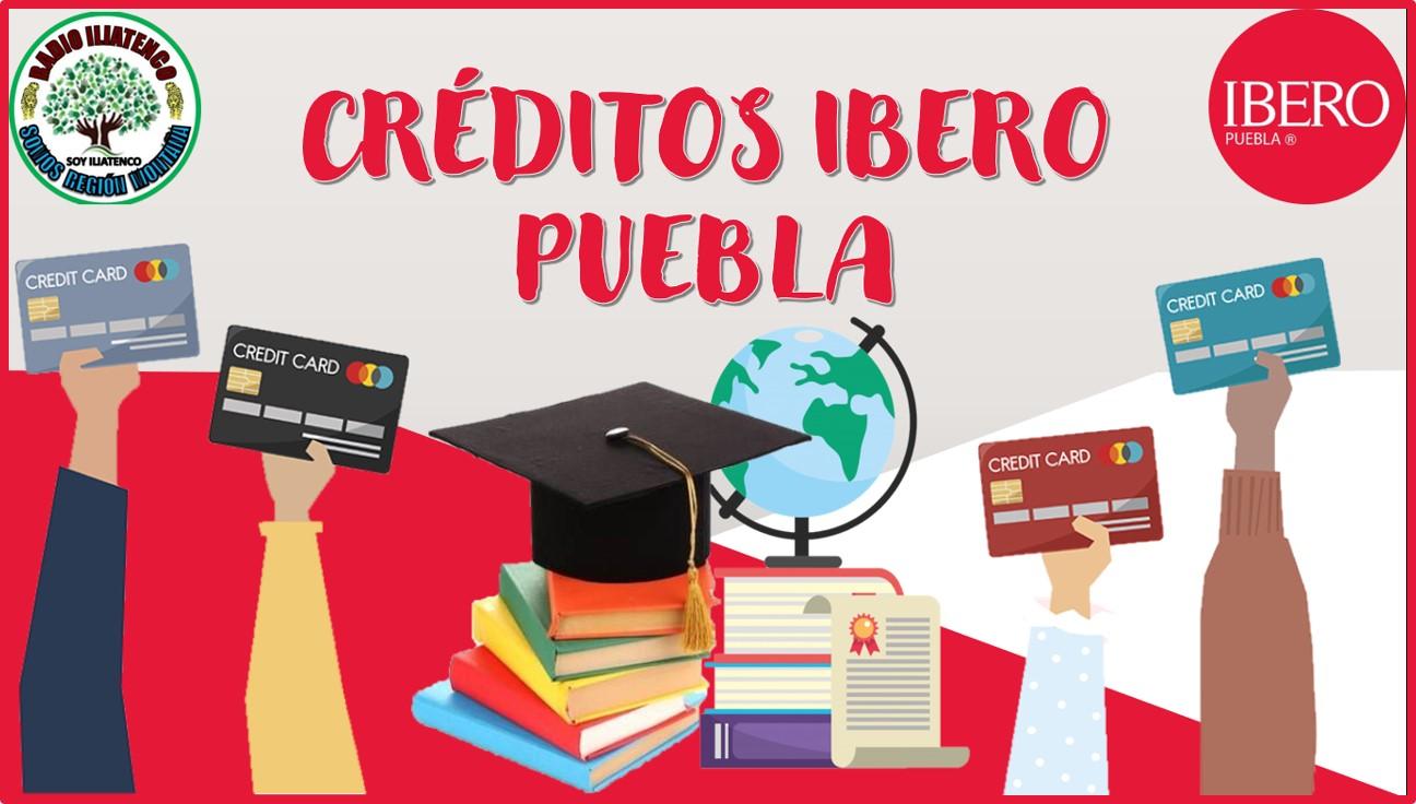 Créditos Ibero Puebla