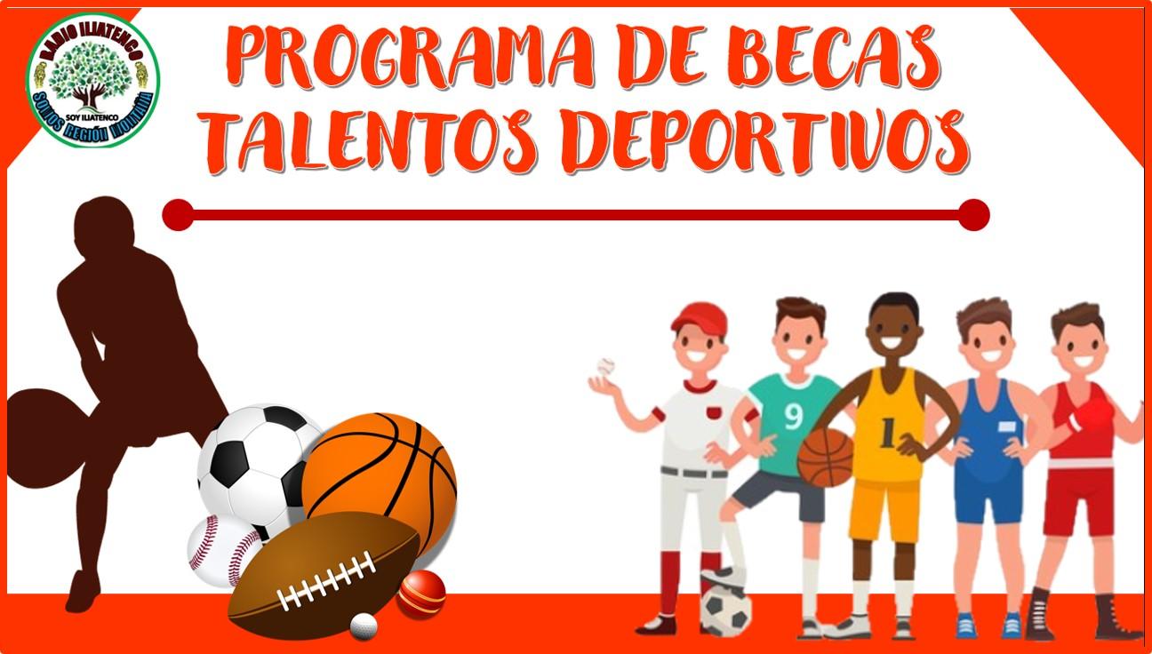 Programa de Becas Talentos Deportivos 2021 Convocatoria